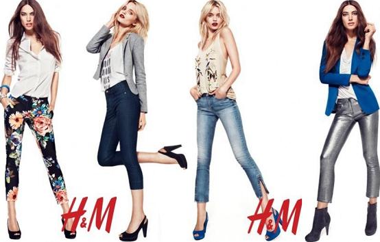 H&M donne