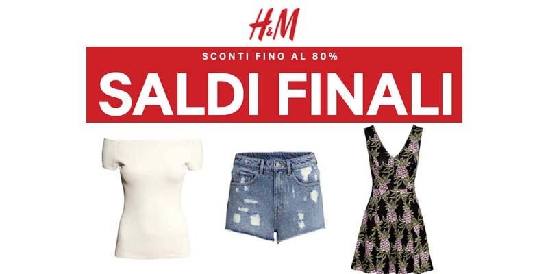 H&M e saldi 2015