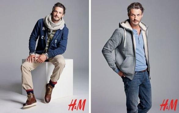 H&M uomo