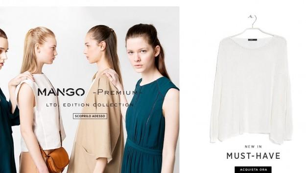 mango abbigliamento 2015