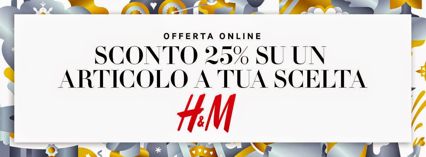 sconto H&M