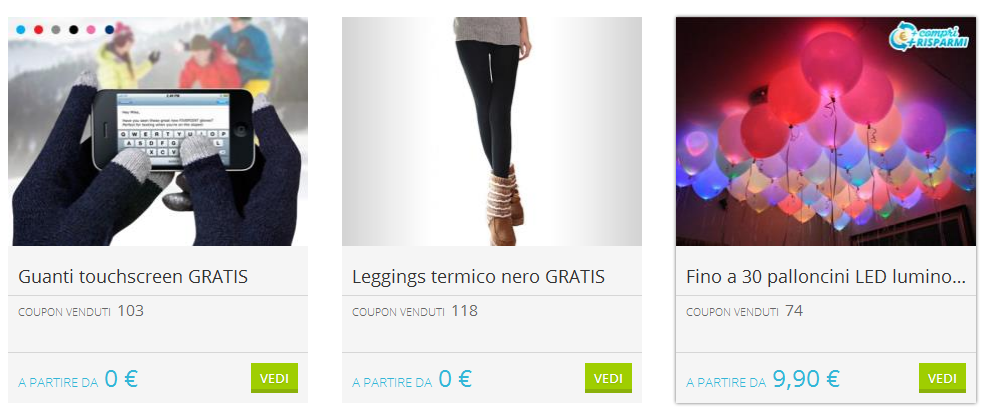 Groupalia Shopping moda