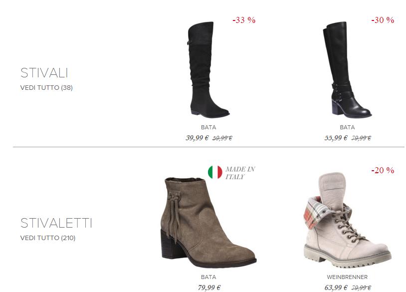Italia Scarpe E Opinioni 2016 Saldi Donna Borse Online Bata