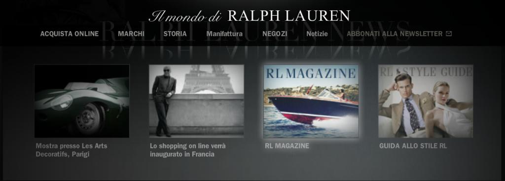 Ralph Lauren online