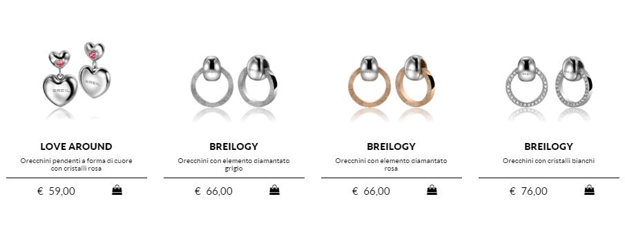 breil gioielli online