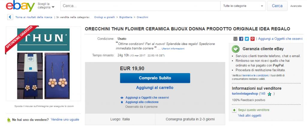 thun shop ebay